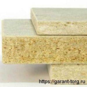 ЦСП-цементно-стружечная плита 3200x1250х24 мм.